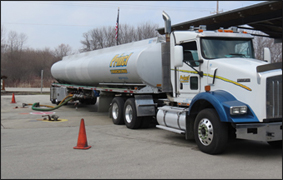 Gasoline Delivery Wisconsin