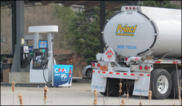 Gas Station Delivery